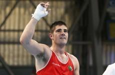Irish boxer Joe Ward moves a step closer to becoming a world champion