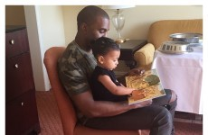 Kanye West went on the ultimate Dad rant on Twitter last night