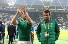 'Tough to lose one of the family': Ireland squad feel for Payne but must move on instantly