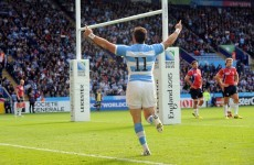 Awesome Argentina put on a show against Namibia