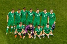 Here's what we think the Ireland starting XI should be tonight