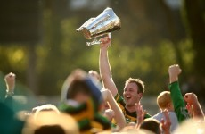 One of Cork hurling's traditional superpowers have ended a 26-year county title wait