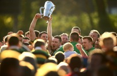 This is what winning a first county final in 26 years is all about