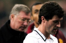 'The next day he told the players that Roy Keane would never come back to Man United again'
