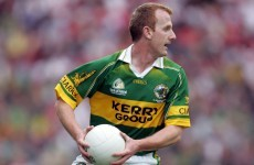 Fitzmaurice makes two significant changes to Kerry's backroom team