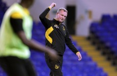 O'Neill: We need to enjoy White Hart Lane experience and not be intimidated