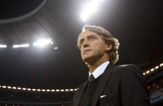 A Family Affair: Mancini's son refused to play in City game