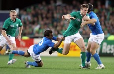 As it happened: Ireland v Italy