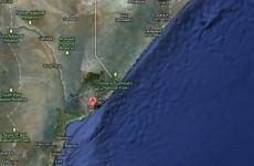 Suspected pirates take Frenchwoman from Kenya to Somalia