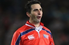Joubert to take charge of Ireland-Wales showdown