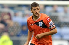 Adel Taarabt did a runner at half time instead of watching QPR get hammered