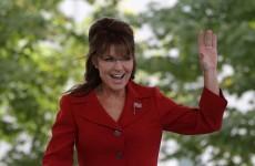 Sarah Palin says she won't run for president in 2012