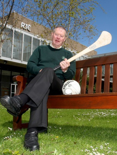 The 'voice of gaelic games', Micheál Ó Muircheartaigh, to retire