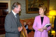 McAleese laments retirement of 'wonderful' Ó Muircheartaigh