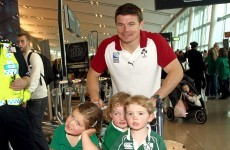 In pictures: Ireland's World Cup squad return home