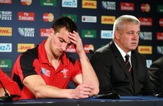 Tackle sees Warburton suspended for three weeks