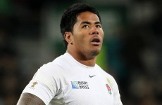 Tuilagi feared his Mum's reaction after ferry jump