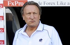 Warnock bemoans football boot innovations, internet forums