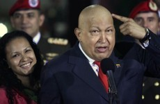 Chavez returns to Cuba for cancer treatment tests
