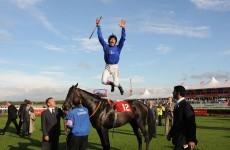 Dettori wins Ayr Gold Cup