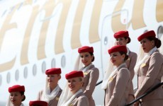 Emirates looking to hire Irish
