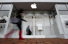 In pictures: Apple stores close doors for Steve Jobs memorial