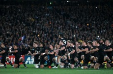 As it happened: France v New Zealand in the Rugby World Cup final