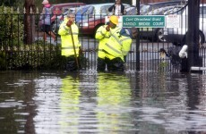 Transport returns to normal following flooding