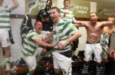 Heaven 17: Shamrock Rovers celebrate their league win (Photos)