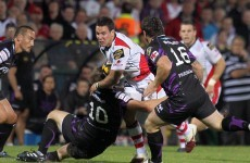 Ulster recall Wallace and Tuohy for Connacht calsh