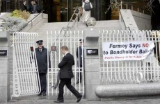 Occupy Dame Street to hold protest against bondholder payout