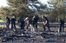 Fireworks display under investigation following UK crash
