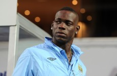 That'll be £400,000 please: Landlord tells Balotelli to pay for fireworks damages