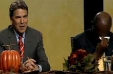 I've just got something in my eye: GOP contenders get teary-eyed at debate