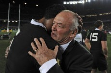 World Cup winning coach Graham Henry rules out future role with England