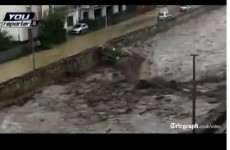 Three die as Italy hit by torrential rain
