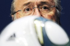 Sepp Blatter racism controversy is 'closed' … says Sepp Blatter