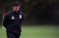 Shock as death of Gary Speed is announced
