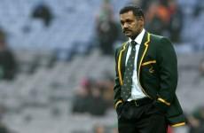 De Villiers to remain as Springbok chief