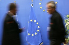 Eurozone finance ministers hold talks amid fears of euro breakup