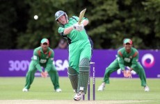 Plucky Ireland cricketers pipped by strong Zimbabwe