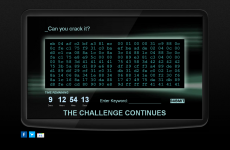 Crack an online puzzle, win a job in the British intelligence service