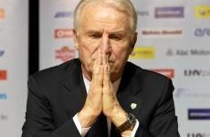 'All is possible' says Giovanni Trapattoni despite tough Euro draw