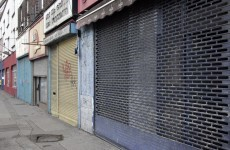 Irish economy shrank by 1.9 per cent in third quarter