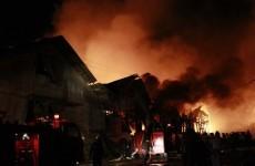 Explosion kills 17 in Burma