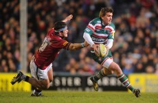 Flood joins Leicester's growing injury list