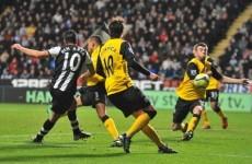 Wow! Hatem Ben Arfa's wondergoal against Blackburn in the FA Cup