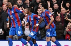 As it happened: Crystal Palace v Cardiff, Carling Cup semi-final