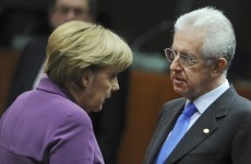 Merkel issues stern warning for Greece