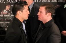 Macklin: I'll go through walls to knock Martinez out